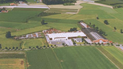 Uitbreiding fabriek Peecon