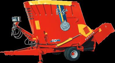 Productie eerste Biga Laadklep voermengwagen