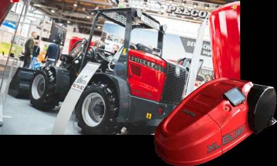 Presentatie Pitbull compact loaders & Butler XL